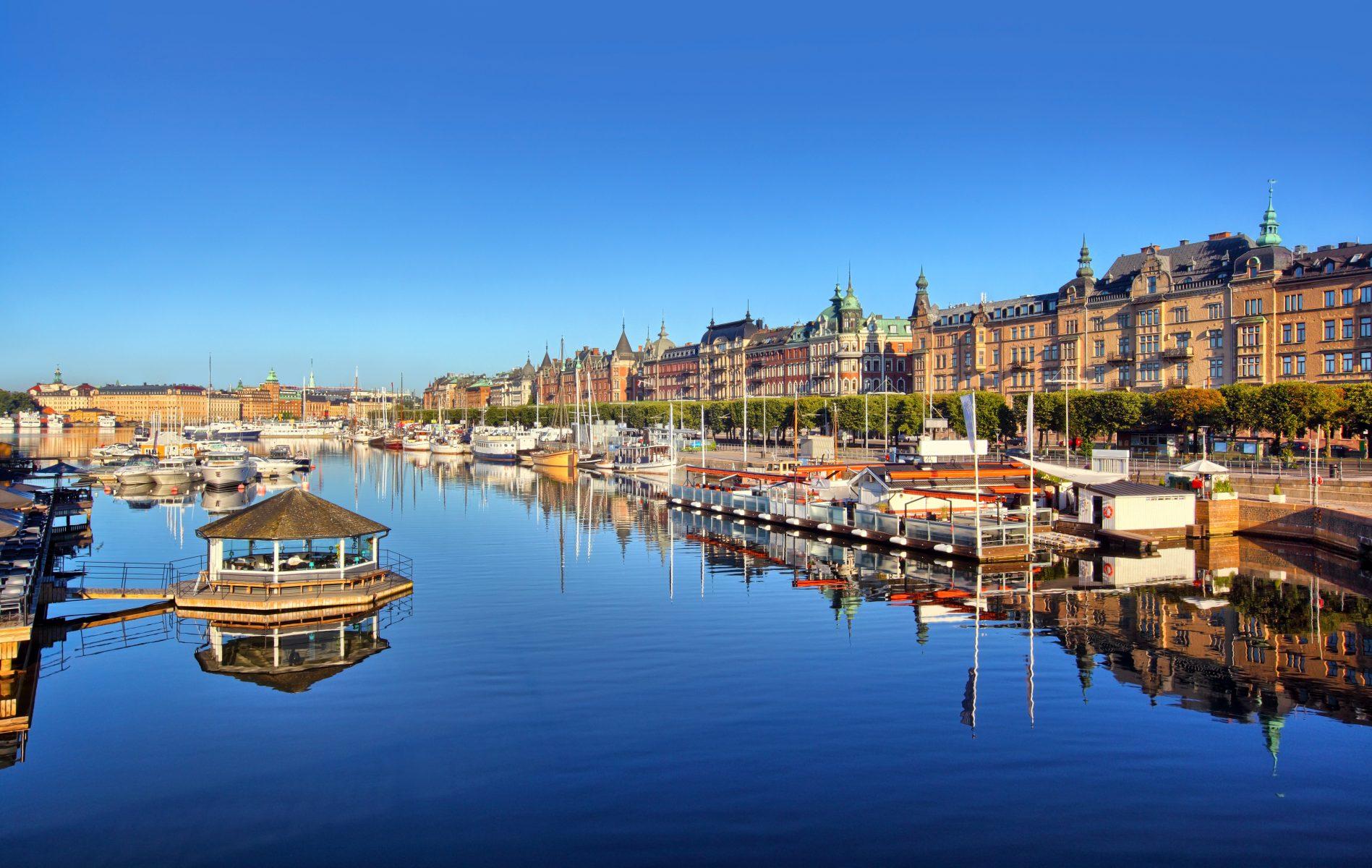 Stockholm sommarjobb